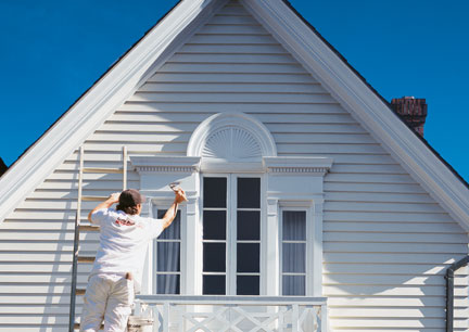 Exterior Home Painting and Restoration by Euromaster Mississauga